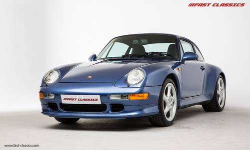 1997 Porsche 993 Carrera 2 S // 20k miles SOLD (picture 2 of 6)