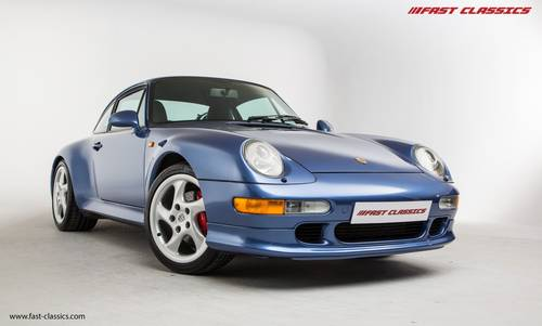 1997 Porsche 993 Carrera 2 S // 20k miles SOLD (picture 3 of 6)
