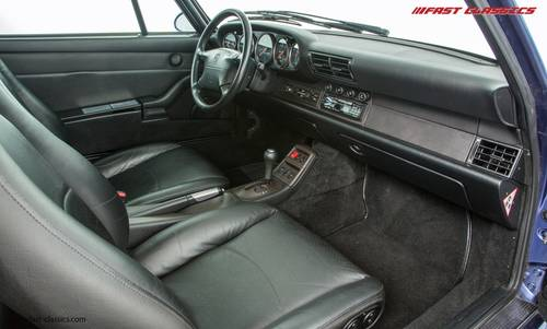 1997 Porsche 993 Carrera 2 S // 20k miles SOLD (picture 5 of 6)