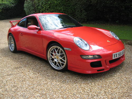 Porsche 911 (997) Carrera 4S With Factory Aerokit + Powerkit For Sale (picture 2 of 6)