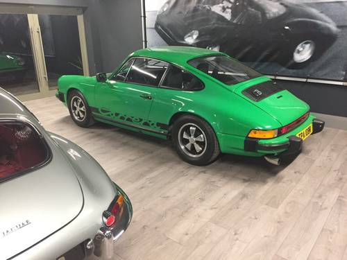 1976 Porsche 911 2.7 Sports SOLD (picture 2 of 3)