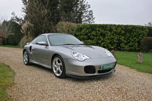 2005 Porsche 911 (996) Turbo Tiptronic SOLD (picture 1 of 6)