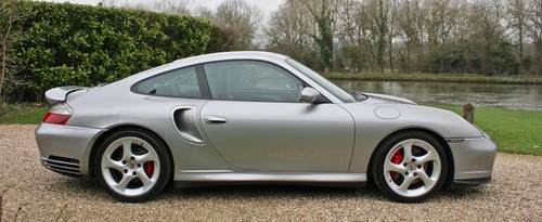 2005 Porsche 911 (996) Turbo Tiptronic SOLD (picture 3 of 6)