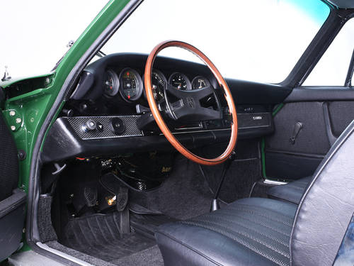 Porsche 911T 1971 Coupe 2.2L Engine 5 Gear Manual LHD Irish  For Sale (picture 3 of 6)