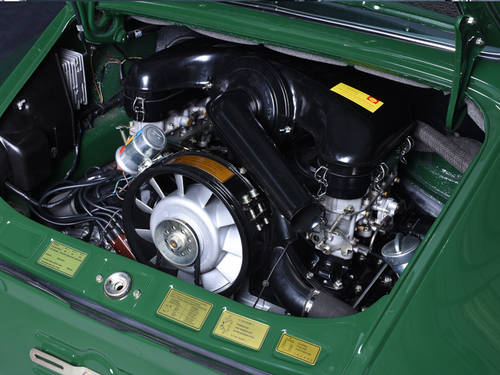 Porsche 911T 1971 Coupe 2.2L Engine 5 Gear Manual LHD Irish  For Sale (picture 4 of 6)