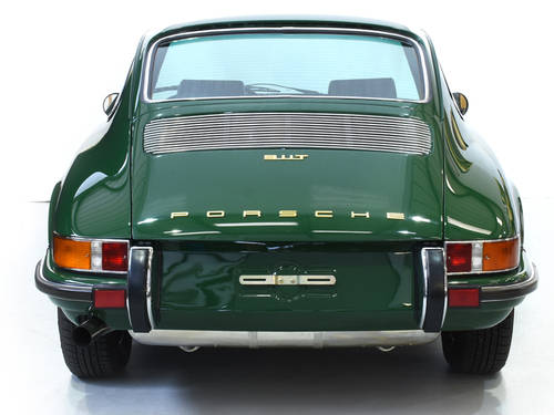 Porsche 911T 1971 Coupe 2.2L Engine 5 Gear Manual LHD Irish  For Sale (picture 5 of 6)