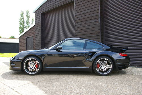 2009 Porsche 997 3.6 Turbo Tiptronic S Coupe (26,800 miles) SOLD (picture 1 of 6)