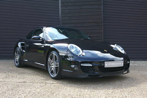 2009 Porsche 997 3.6 Turbo Tiptronic S Coupe (26,800 miles) SOLD (picture 2 of 6)