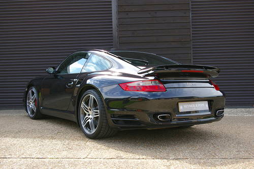 2009 Porsche 997 3.6 Turbo Tiptronic S Coupe (26,800 miles) SOLD (picture 3 of 6)