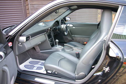 2009 Porsche 997 3.6 Turbo Tiptronic S Coupe (26,800 miles) SOLD (picture 4 of 6)