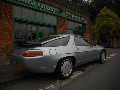 1990 Porsche 928 S4  For Sale (picture 3 of 4)