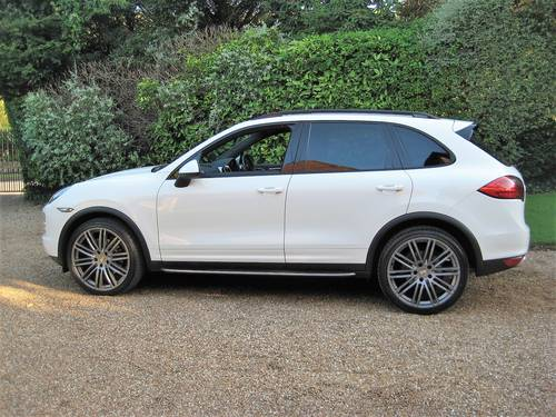 2011 Porsche Cayenne 3.0 TDI Tiptronic S With £14k Of Extras For Sale (picture 5 of 6)