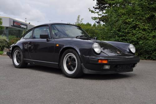 Porsche 911 3L2 G50 1987 SOLD (picture 1 of 6)