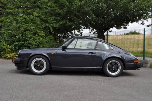 Porsche 911 3L2 G50 1987 SOLD (picture 2 of 6)
