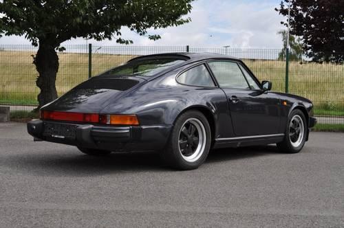 Porsche 911 3L2 G50 1987 SOLD (picture 3 of 6)