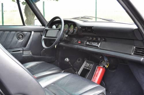 Porsche 911 3L2 G50 1987 SOLD (picture 4 of 6)
