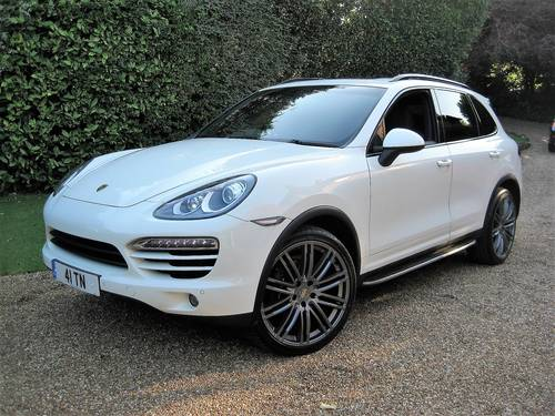 2011 Porsche Cayenne 3.0 TDI Tiptronic S With £14k Of Extras For Sale (picture 1 of 6)