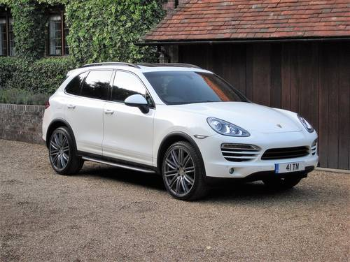 2011 Porsche Cayenne 3.0 TDI Tiptronic S With £14k Of Extras For Sale (picture 2 of 6)