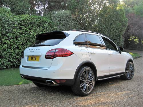 2011 Porsche Cayenne 3.0 TDI Tiptronic S With £14k Of Extras For Sale (picture 6 of 6)