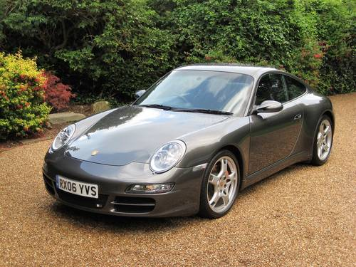 2006 Porsche 911 (997) Carrera 4S With £10k Of Optional Extras For Sale (picture 1 of 6)