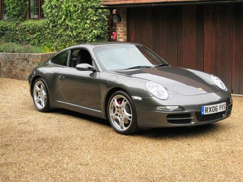 2006 Porsche 911 (997) Carrera 4S With £10k Of Optional Extras For Sale (picture 2 of 6)