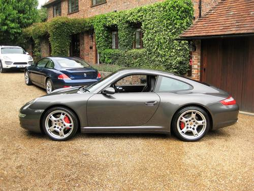 2006 Porsche 911 (997) Carrera 4S With £10k Of Optional Extras For Sale (picture 5 of 6)