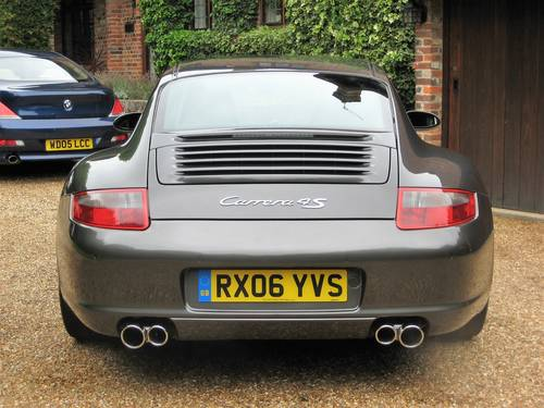 2006 Porsche 911 (997) Carrera 4S With £10k Of Optional Extras For Sale (picture 6 of 6)