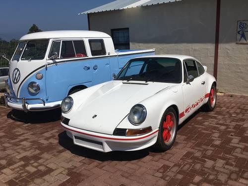 1973 Porsche 2.7RS replica For Sale (picture 2 of 6)