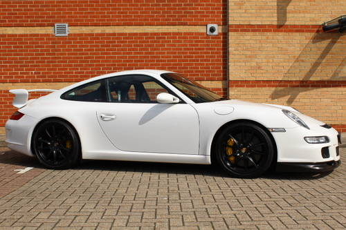 2006 Porsche 911 997 GT3 Clubsport *SOLD* For Sale (picture 1 of 6)