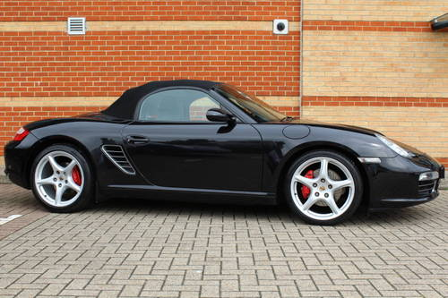 2005 Porsche Boxster S *SOLD* For Sale (picture 1 of 6)