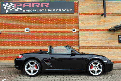 2005 Porsche Boxster S *SOLD* For Sale (picture 2 of 6)