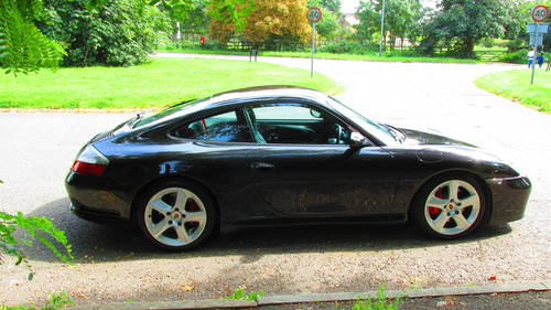 2003 Porsche 996 C4S 43k miles from new SOLD (picture 3 of 6)