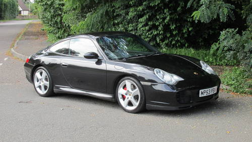 2003 Porsche 996 C4S 43k miles from new SOLD (picture 6 of 6)