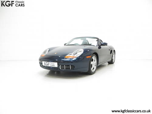 1998 A Stunning Porsche Boxster 986 with 39,859 Miles SOLD (picture 2 of 6)
