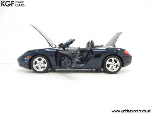 1998 A Stunning Porsche Boxster 986 with 39,859 Miles SOLD (picture 3 of 6)