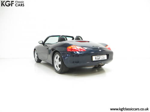 1998 A Stunning Porsche Boxster 986 with 39,859 Miles SOLD (picture 4 of 6)