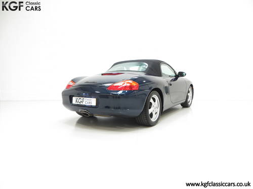 1998 A Stunning Porsche Boxster 986 with 39,859 Miles SOLD (picture 5 of 6)