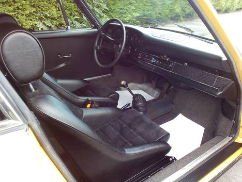 1970 PORSCHE 911  CARRERA  3.0 RS upgrade. SOLD (picture 4 of 6)
