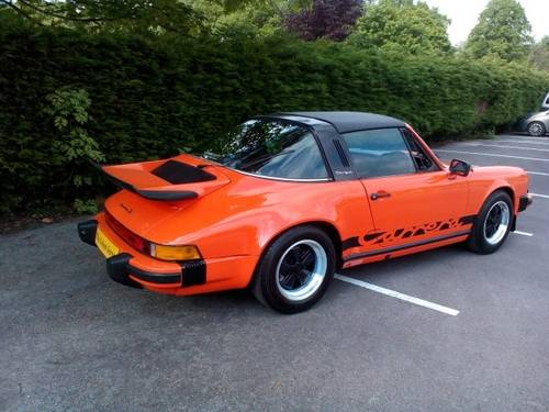 1976 PORSCHE CARRERA  3.0 SPORT TARGA   SOLD (picture 3 of 6)