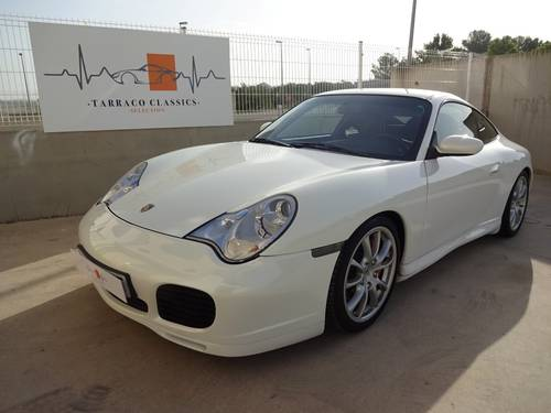 2004 Porsche 996 4s very slow milegae SOLD (picture 1 of 6)