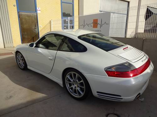 2004 Porsche 996 4s very slow milegae SOLD (picture 2 of 6)