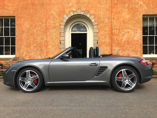 2007 Stunning PORSCHE Boxster 3.4 S 987 *** NOW SOLD *** For Sale (picture 1 of 6)