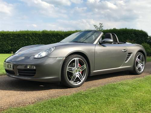 2007 Stunning PORSCHE Boxster 3.4 S 987 *** NOW SOLD *** For Sale (picture 2 of 6)