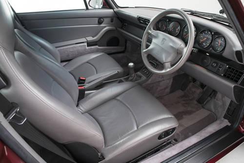 1997 PORSCHE 911 (993) CARRERA 4  SOLD (picture 4 of 6)