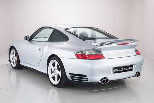 2003 PORSCHE 911 (996) TURBO COUPE, MANUAL SOLD (picture 2 of 6)