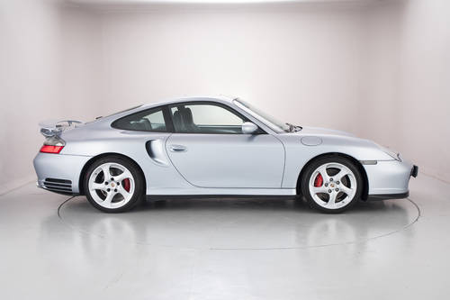 2003 PORSCHE 911 (996) TURBO COUPE, MANUAL SOLD (picture 3 of 6)