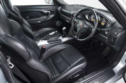2003 PORSCHE 911 (996) TURBO COUPE, MANUAL SOLD (picture 4 of 6)