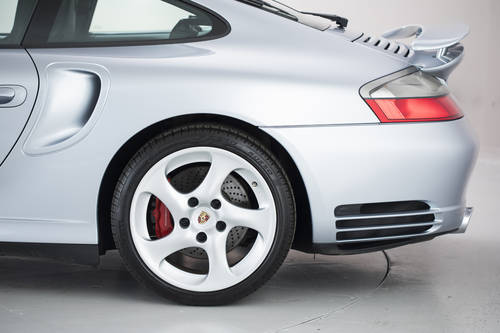 2003 PORSCHE 911 (996) TURBO COUPE, MANUAL SOLD (picture 6 of 6)