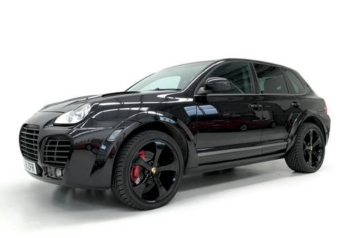 2005 Techart Magnum Porsche Cayenne 4.5 V8 SOLD (picture 1 of 6)