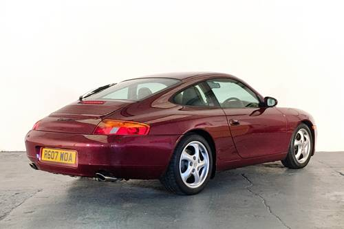 1998 Porsche 96 Carrera in superb condition. IMS and RMS upgraded SOLD (picture 2 of 6)
